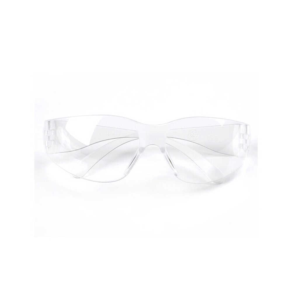 3 M 11228 السلامة نظارات تأثير نظارات حماية واقية نظارات مكافحة الرياح الرمال واقية مكافحة الغبار العين حماية العمل الصفتي الزجاج