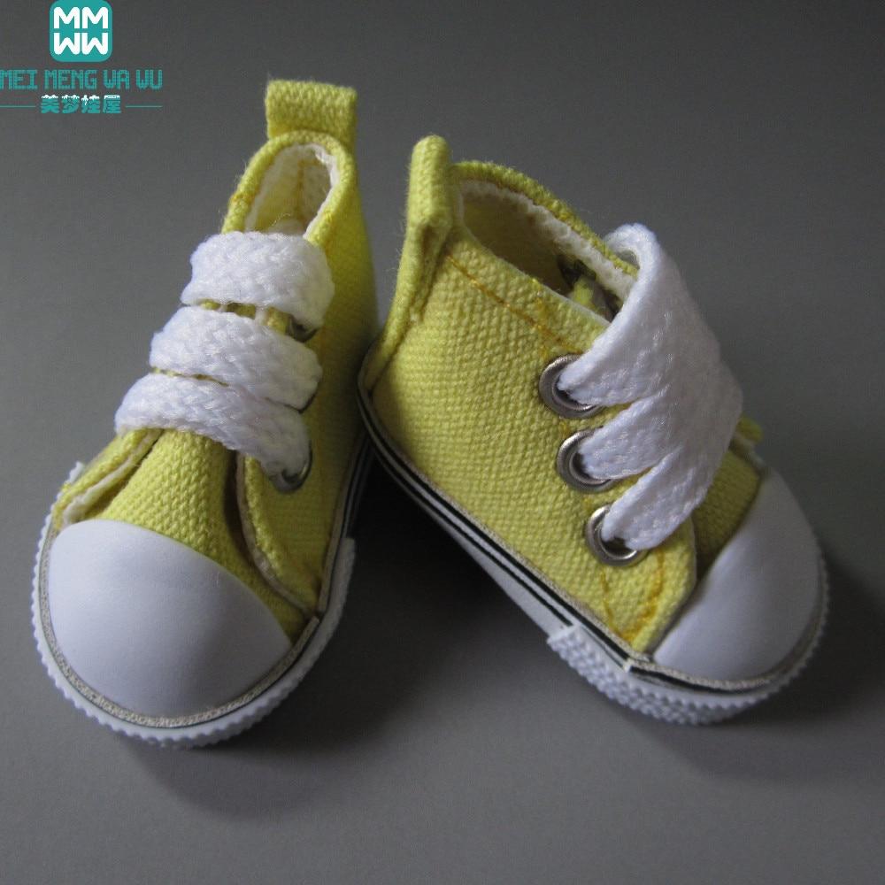 5cm doll Shoes fits1 / 6 bjd doll mini - Boneka dan mainan lunak - Foto 4