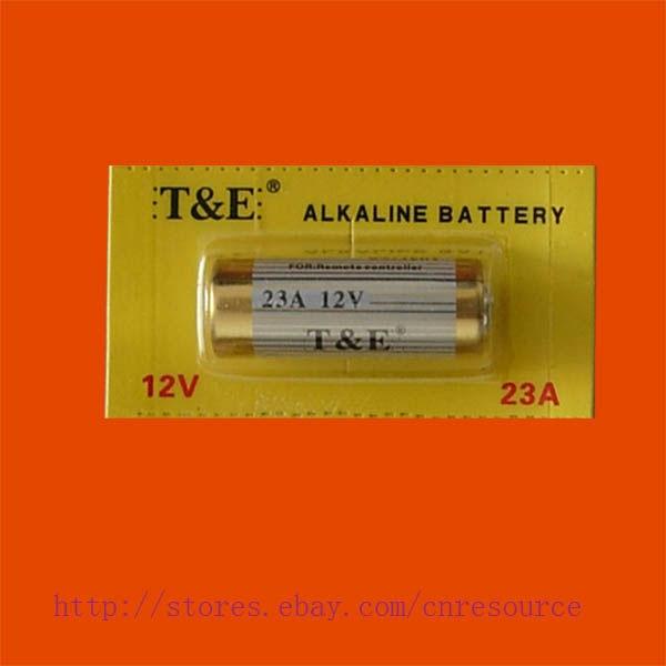 1 x 23A 12v Batteries 23AE MS21 A23 V23GA VR22 MN21 N