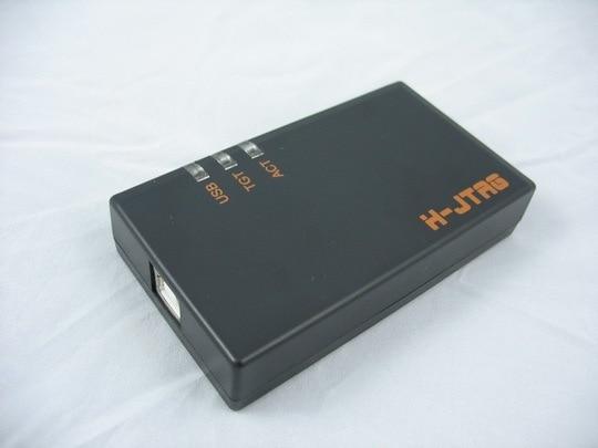 H JTAG/HJTAG USB2.0  emulator Standard Edition Support NOR/NAND FLASH to burn and write