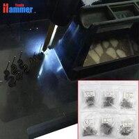 600pcs 0.8mm 0.6mm staples plastic welder staple for Hot stapler Plastic welding machine|Hand Tool Sets| |  -