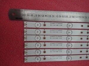 Image 5 - Led Backlight Strip (12) Voor LC 50LB370U 50PFK4509 50PFH5300 50PFT5300 50PFL6340 50PFL6540 50PFT6510 50PFL6340 50PFH4009 LB50039