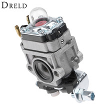DRELD Chainsaws Carburetor Carb for 33/36cc Egine Garden Machine Lawn Mower Brush Cutter Spare Parts Garden Tool Parts цена и фото