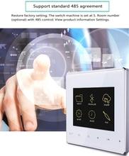 Thuismuziek 3 inch in muur, nieuw model. FM / SD / AUX IN / USB-muziekspeler, Bluetooth digitale stereoversterker, thuisbioscoopsysteem
