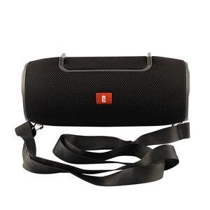 Image 2 - Портативная беспроводная Bluetooth колонка, водонепроницаемая уличная мини колонка, громкий сабвуфер, мощная музыкальная Колонка s, USB, TF, FM