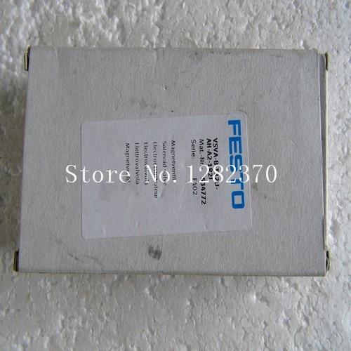 все цены на  New original authentic FESTO solenoid valve VSVA-B-T32U-AH-A2-1R2L spot 534772  онлайн