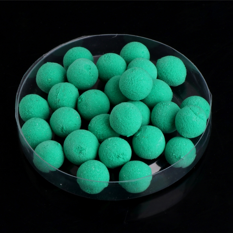 15g 8mm Floating Ball Beads Feeder Carp Fishing Baits Smell Lures 7 Flavours 1 box smell pop ups carp fishing bait 10mm floating ball beads feeder artificial carp baits lure hair rig