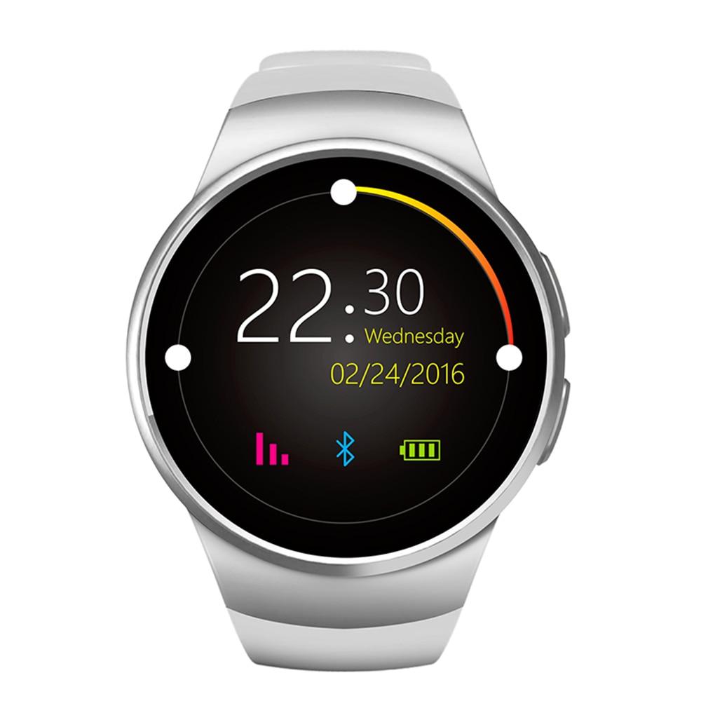 2017 Original kingwear KW18 Bluetooth smart watch full