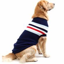Удобные домашние Кофты для щенков одежда собак вязаный свитер