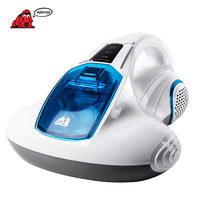 PUPPYOO Vacuum Cleaner Bed Home Collector UV Acarus Killing Household Vacuum Cleaner for Home Mattress Mites Killing WP601