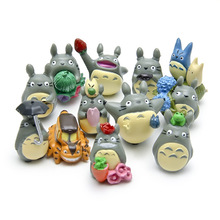 My Neighbor Totoro Resin Miniature Toys