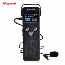 NOYAZU A20 8G de Audio Digital Grabadora de Voz Reproductor de Mp3 Grabador de Sonido Micrófono Activado Por Voz Dictáfono de la Grabadora de Teléfono