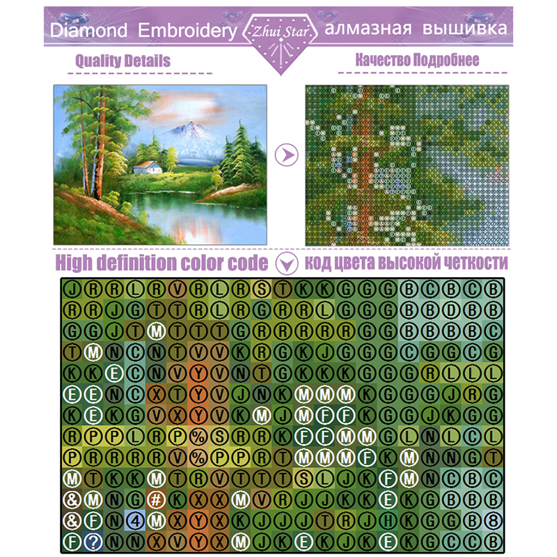 NEW 3D DIY Diamond Painting Cross Stitch White Daisies Floral ...
