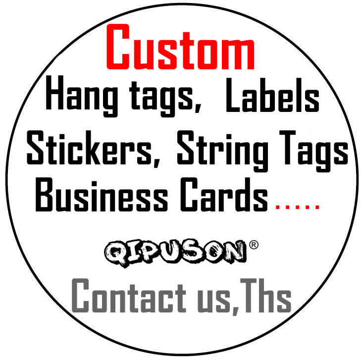 custom garment accessories handmade hang tags clothing labels stickers string tags business cards paper tags Wedding