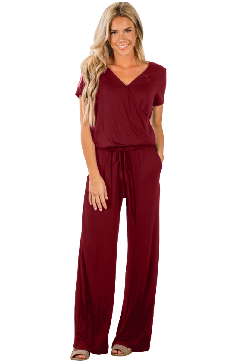 Wine-Casual-Lunch-Date-Jumpsuit-LC64388-3-1