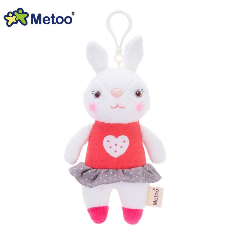 提拉米兔经典吊饰-桃心