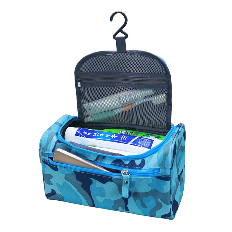 New Fashion Wash Toiletry Cosmetics Bags Travel Storage Hanging Organizer Waterproof Bathroom Bag Men Home Organization Storage Shoe Bags