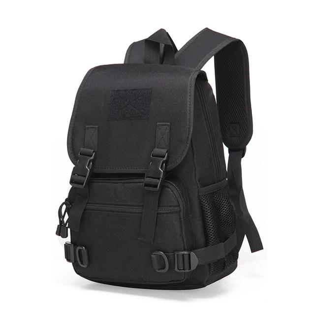 db24222bdc 2018 New 25L Camo Tactical Backpack 800D Military Army Mochila Waterproof  Hiking Hunting Backpack Tourist Rucksack Sports Bag