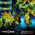 Wei Jiang Weijiang Robot TF Transformation Heroic Spirit W8021 Metal Made Movie Version Gift Toys
