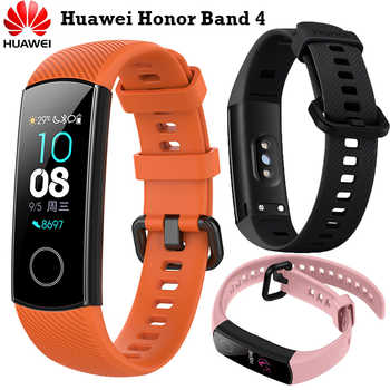 In Stock! Original Huawei Honor Band 4 Standard Version Smart Wristband Touch Color Screen Heart Rate Sleep Monitor Waterproof - DISCOUNT ITEM  30% OFF All Category
