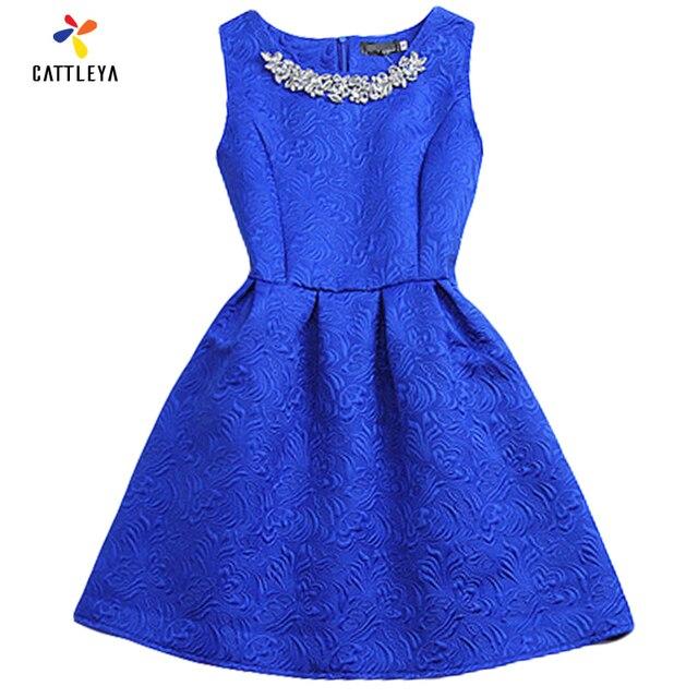 2017 модный бренд о-образным вырезом без рукавов vestidos solid ball grown dress элегантных женщин платье тонкий основывая платья 5 цвета