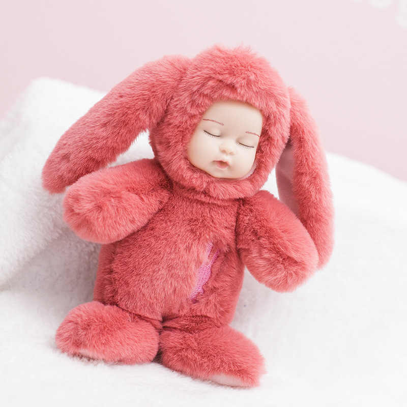 2018 jóias bonito moda crianças bonecas de pelúcia chaveiro macio brinquedos de pelúcia chaveiro mini animais de pelúcia chaveiro do bebê para meninas