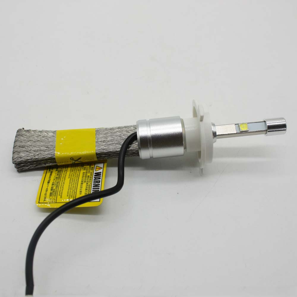 XIANGSHANG Strong Bright 40W 9600lm H4 H/L Beam White 6000K Car LED Headlight Conversion Auto Lamp Kit XHP50 Chips 4800lm
