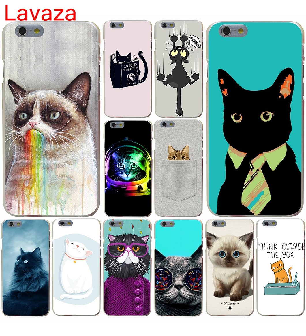 1b73dc7903 Buy black cat iphone 5s case and get free shipping on AliExpress.com