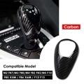 Airspeed карбоновое волокно ручка передач Крышка для BMW M2 F87 M3 F80 M4 F82 F83 M5 F10 F85 X5M F86 X6M F12 F13 аксессуары для стайлинга автомобиля