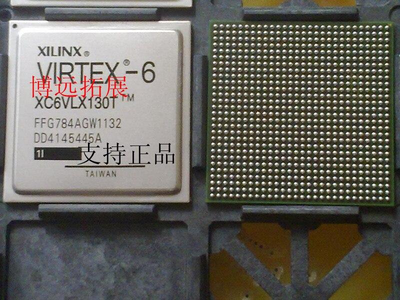 new & original in stock XC6VLX130T-1FFG784I XC6VLX130T-1FFG784C
