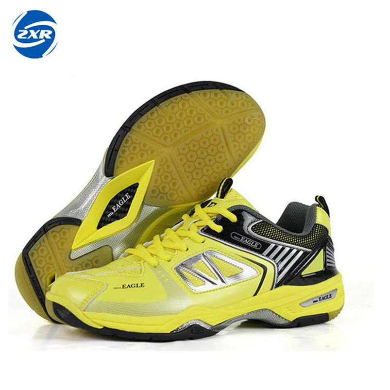 2017 New Badminton Shoes for men and women Leather Indoor Shoes Court Hard-wearing Sneakers Badminton Training Shoes