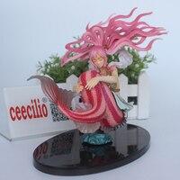 Anime One Piece Shirahoshi Figurine Mermaid princess pvc Collection Model Figure 16 cm