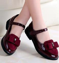 الأطفال الأميرة أحذية من الجلد PU 3 ألوان عارضة الطفل زهرة الوردي الفتيات الأزياء العلامة التجارية الأحذية نينوس شحن مجاني 668