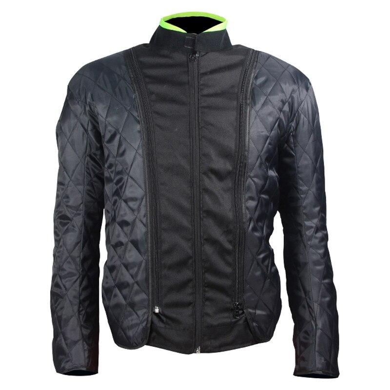 新 4 季冬 moto rcycle ジャケット男性 jaqueta moto queiro JK37 moto 暖かいライナー綿 moto ジャケット  グループ上の 自動車 &バイク からの ジャケット の中 3