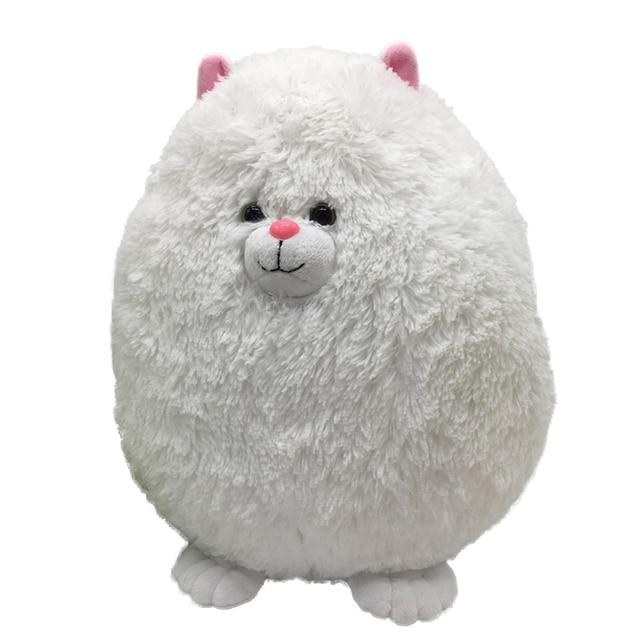 2018 New Kawaii Fat Pet Cats Cusion Persian Cat Toys Pillow Plush