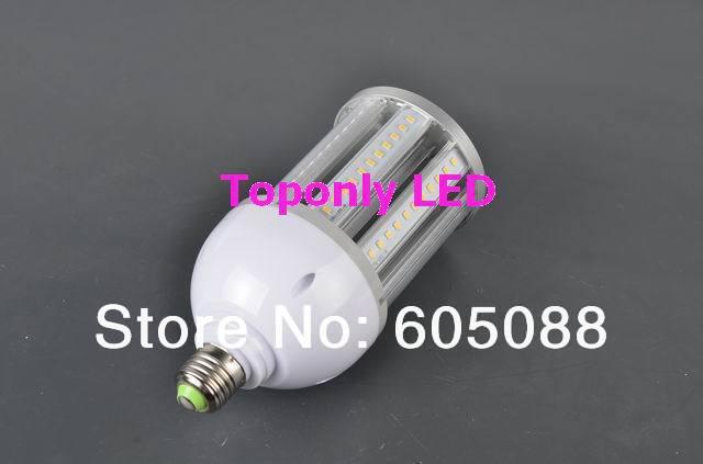 ФОТО IP64 outdoor 27w e40 led street lights for sale,e26 e27 e39 led corn light,330degree, AC100-240v,5 years warranty,24pcs/lot!