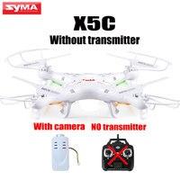 Запасной SYMA x5c один Drone 2.4 г 4ch 6 оси автономный Quadcopter с 2mp Камера и без дистанционное управление Розничная упаковка