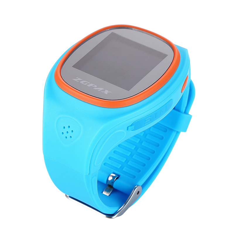 2016 hot sale fashion kids gps tracker watch kids gps for Smart price