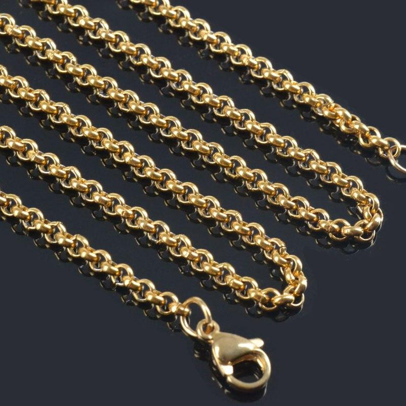 Remolque cadena señora metal bisutería arte perla grande collar