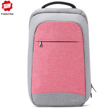 "Multi Fashion Female Feminina Mochila Pink 15.6"" Laptop Anti theft Backpacks Travel Women School Backpack for Girls Business Bag(China)"