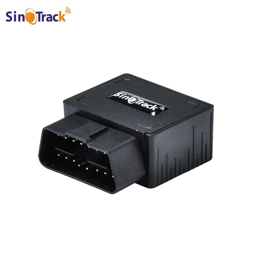 OBD II GPS Tracker 16PIN OBD Plug Play Car GSM OBD2 Tracking Device GPS Locator OBDII With Online Software IOS Andriod APP(China)