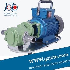 Image 1 - WCB 100 gusseisen tragbare elektrische getriebe thermische schwere öl pumpe