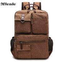 Fashion Brand Vintage Men Backpack Travel Large Capacity Rucksack Mochila Grande Viagem Canvas Laptop Backpacks Notebook
