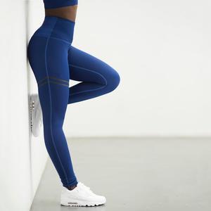 c8fcc9da7 High Waist Sport Leggings Trousers 2018 Women Yoga Pants Fitness Tights  Compression