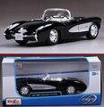 1:24 Maisto для Chevrolet Corvette 1957 кабриолет сплава модель автомобиля toys для детей Подарки