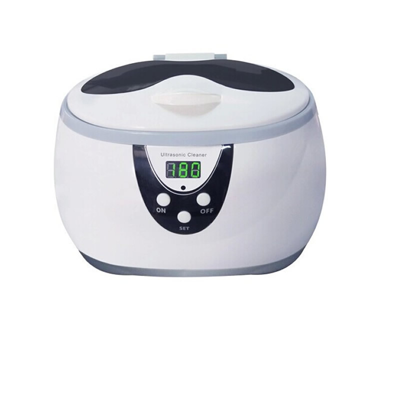 JP-3800S Stainless Steel Digital Ultrasonic Cleaner Dental Glasses Watch Jewelry Cleaning Washing Machine