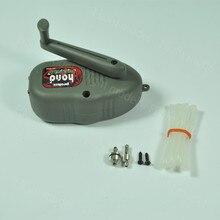 Bomba de combustível da mão de prolux px1650 para o motor da gasolina/nitro