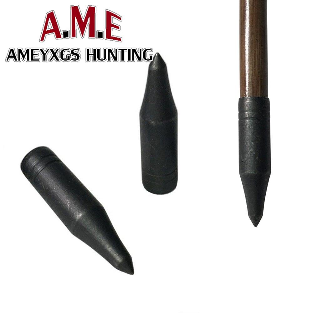 100pcs traditional archery broadheads Target Point Arrowhead Hunting Arrow traditional archery