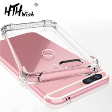 Soft Silicone Case for Huawei Mate10 P20 P30 P9 Lite Pro case Nova3 Anti-Knock P smart 2019 Y6 2018 case Shockproof Clear TPU(China)