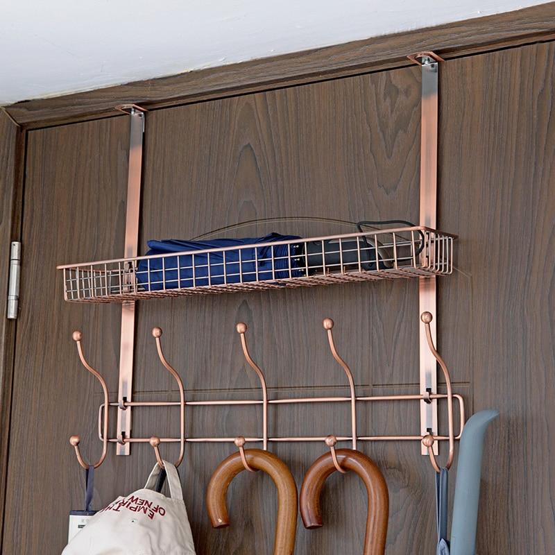 R Tidur Menggantung Pakaian Dapur Gantungan Pintu Di Belakang Besi Kait Penyimpanan Pemegang Rak Dari Rumah Taman Aliexpress Alibaba